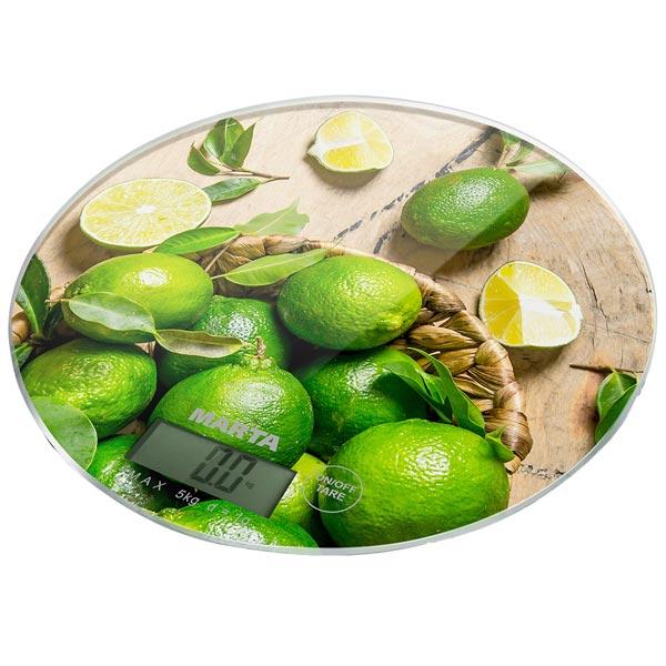 Весы кухонные Marta MT-1635 Citrus Fresh