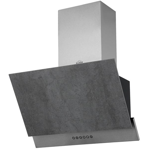 Вытяжка 60 см Elikor Рубин Ceramics S4 60Н-700-Э4Д нерж/цемент