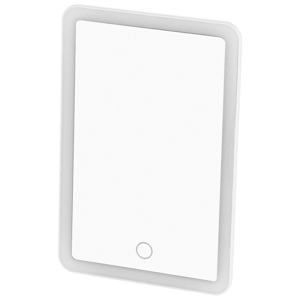 Зеркало косметическое Uniel TLD-591 White/LED/80Lm/Dimmer