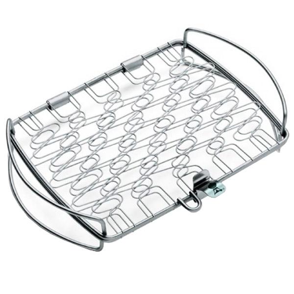 Аксессуар для гриля Weber Сетка для жарки рыбы и овощей, малая термометр для жарки gefu термометр для жарки