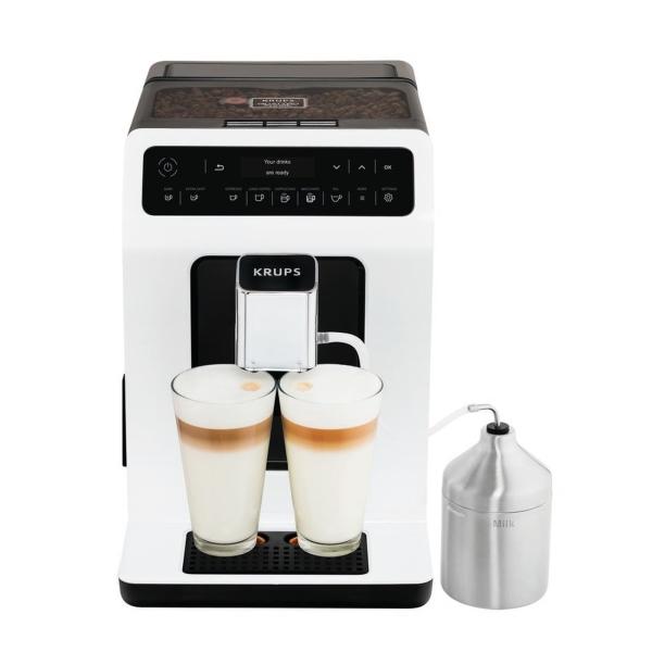 Кофемашина Krups Evidence EA891110 кофе машина krups ea 891110