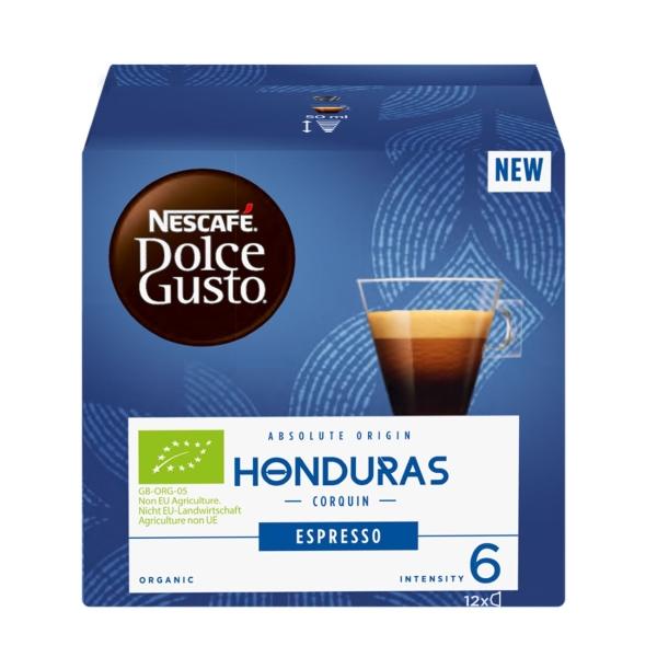 Кофе в капсулах Nescafe Dolce Gusto Espresso Honduras 12 порций фото