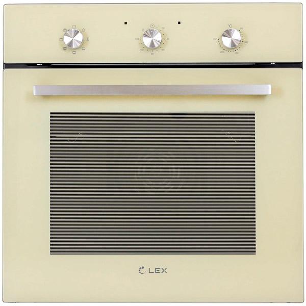 Встраиваемый электрический духовой шкаф LEX EDM 070 IVORY