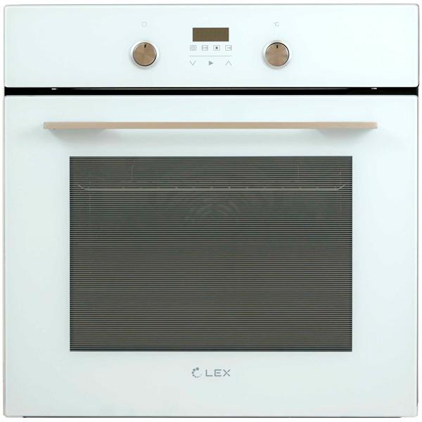 Встраиваемый электрический духовой шкаф LEX EDP 092 WHITE