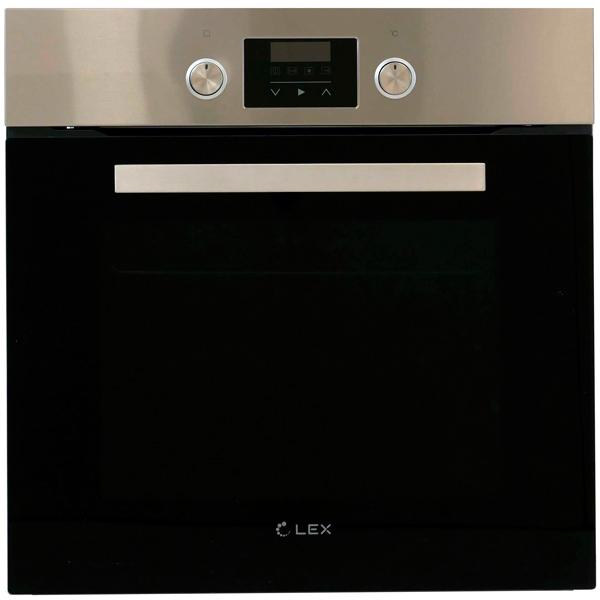Встраиваемый электрический духовой шкаф LEX EDP 093 IX NEW