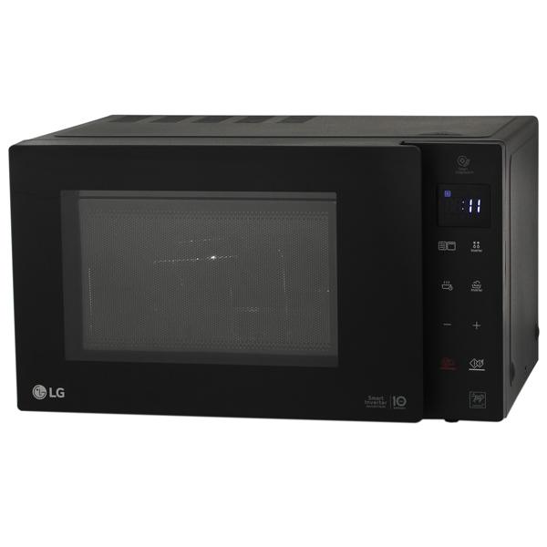 Микроволновая печь с грилем LG MH6535GIB