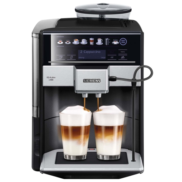 Кофемашина Siemens EQ.6 plus s500 (TE655319RW) фото