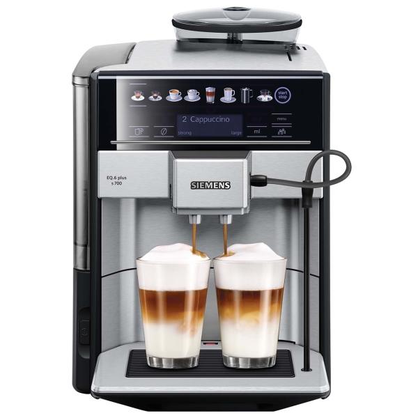 Кофемашина Siemens EQ.6 plus s700 (TE657313RW)