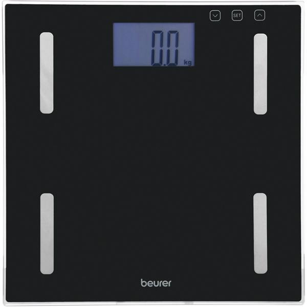 Весы напольные Beurer — BF180 черный