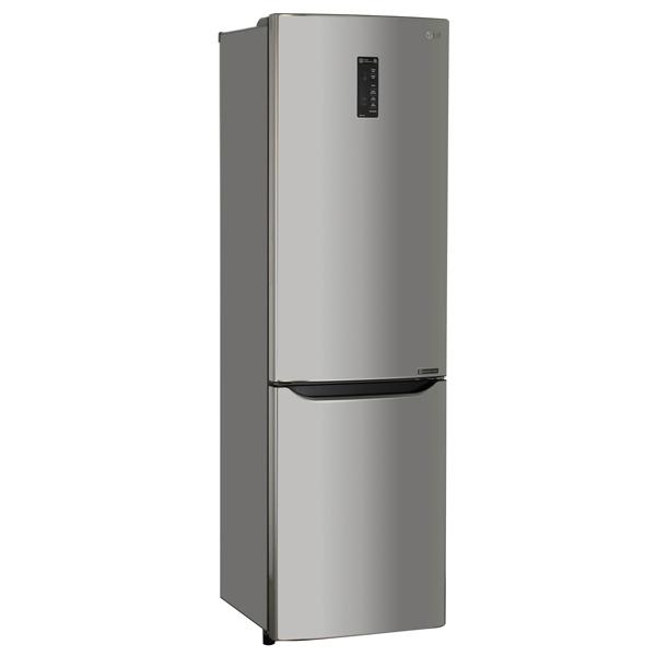Холодильник с нижней морозильной камерой LG GA-B499SAQZ холодильник с морозильной камерой lg ga b409umda