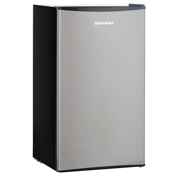Холодильник однодверный Shivaki SDR-083S холодильник shivaki sdr 054s