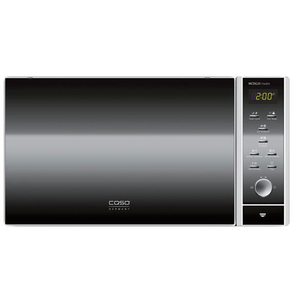 Микроволновая печь с грилем и конвекцией Caso MCDG 25 Master (3390)