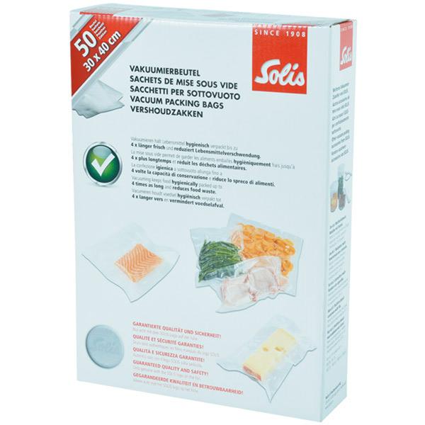 Пакет для вакуумного упаковщика Solis Vac 30*40