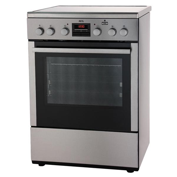 Электрическая плита (60 см) AEG — CCM66400BX
