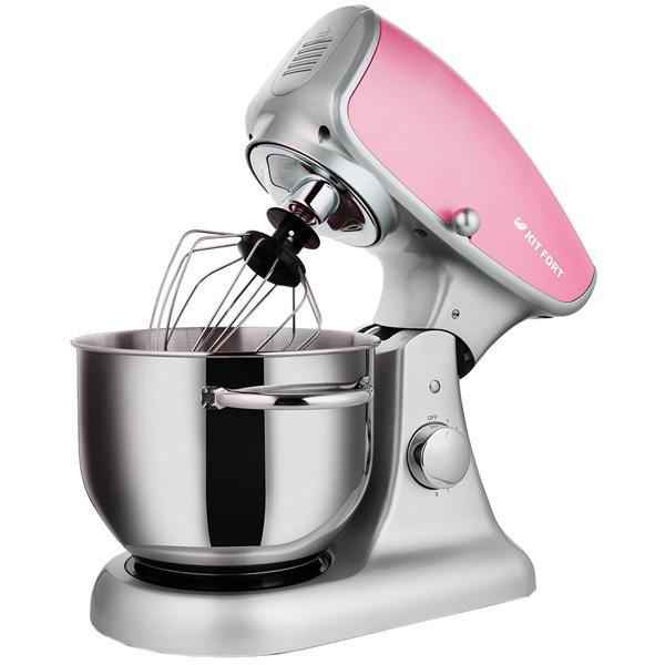 Купить Миксер Kitfort КТ-1336-2 розовый в каталоге интернет магазина М.Видео по выгодной цене с доставкой, отзывы, фотографии - Волгоград