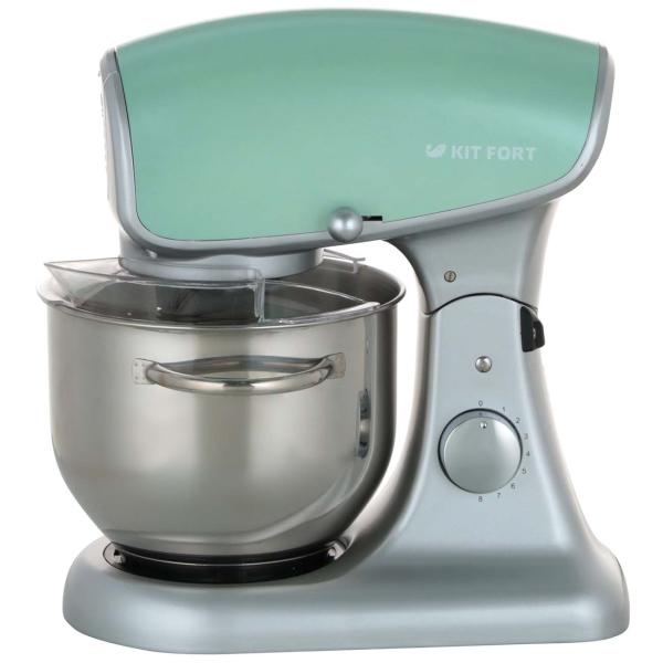 Миксер Kitfort КТ-1336-4 зеленый