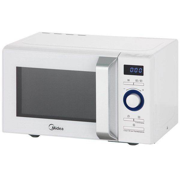 Микроволновая печь соло Midea AM820NN1-W