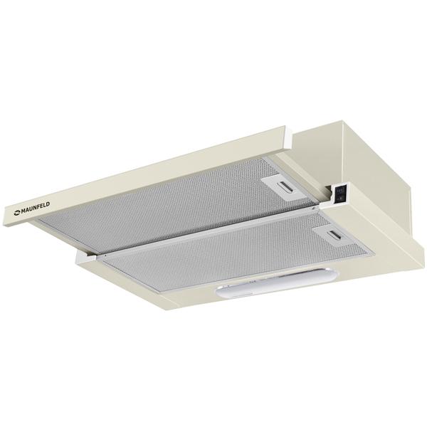 Вытяжка встраиваемая в шкаф 50 см Maunfeld VS LIGHT 50 (C) Beige