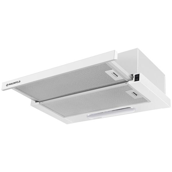 Вытяжка встраиваемая в шкаф 50 см Maunfeld VS LIGHT (С) 50 WHITE