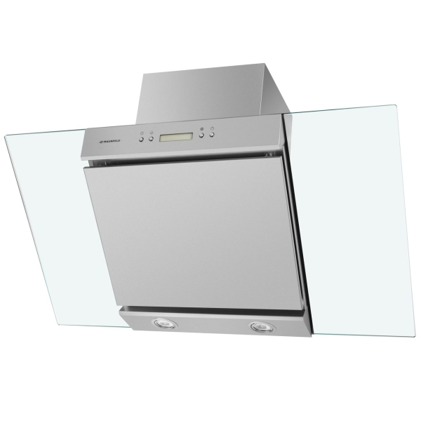 Вытяжка 90 см Maunfeld GLORIA 90 INOX Glass Transparent