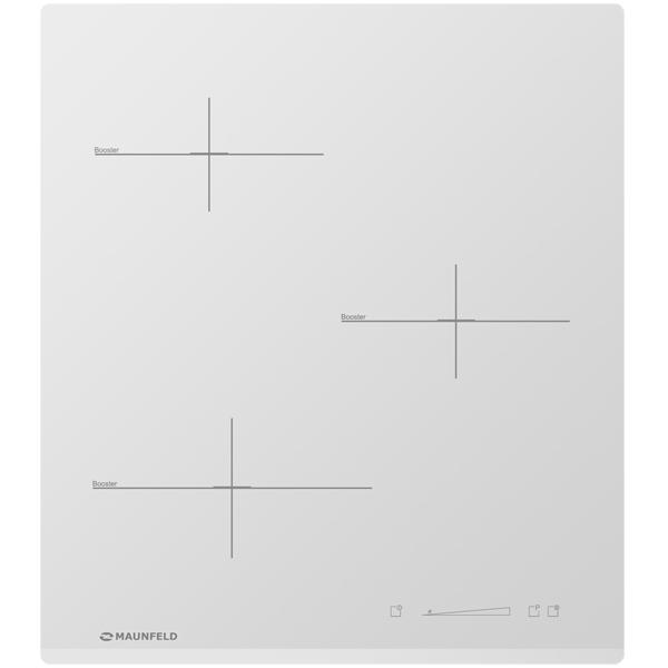Встраиваемая индукционная панель Maunfeld