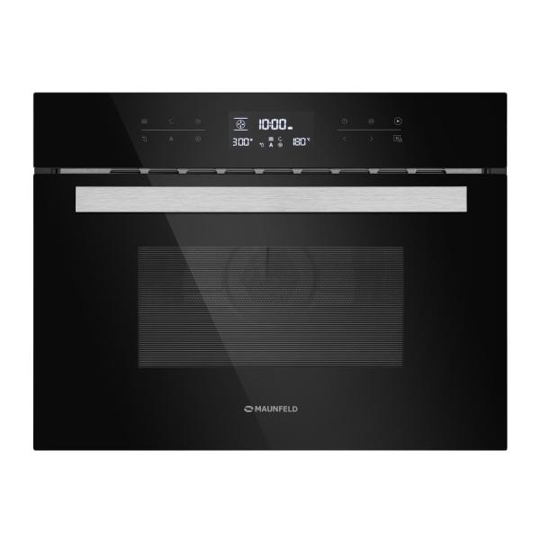 Компактный духовой шкаф Maunfeld MCMO.44.9GB Black