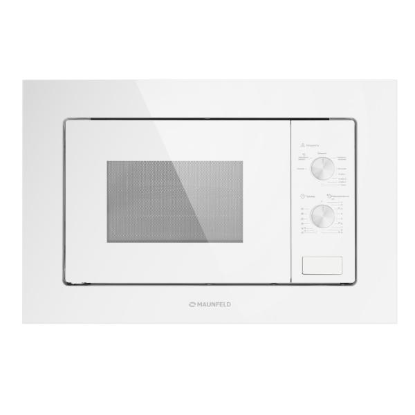 Встраиваемая микроволновая печь Maunfeld MBMO.20.2PGW White