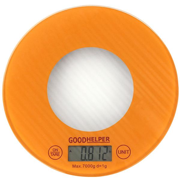 Весы кухонные Goodhelper KS-S03 Orange