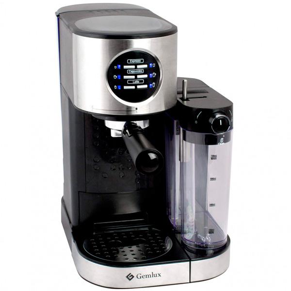 Кофеварка рожкового типа Gemlux