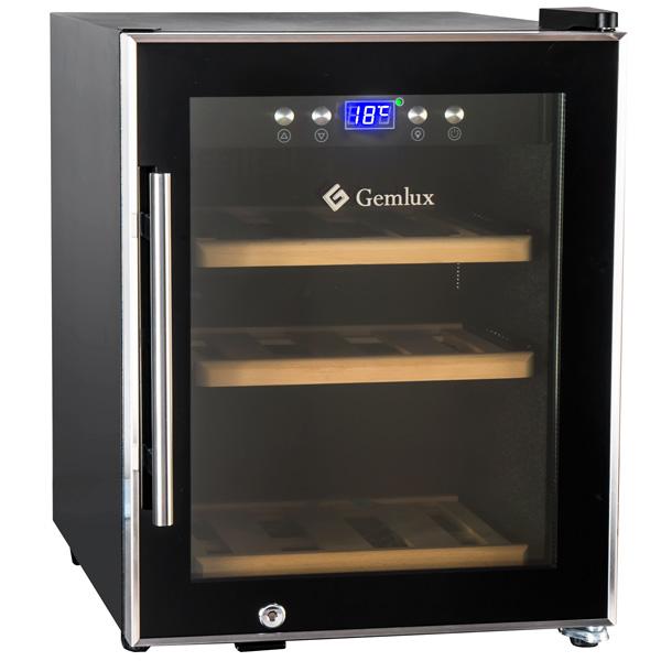 Винный шкаф до 140 см Gemlux GL-WC-12C