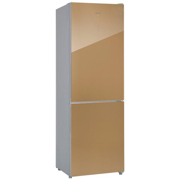 Холодильник с нижней морозильной камерой Hiberg