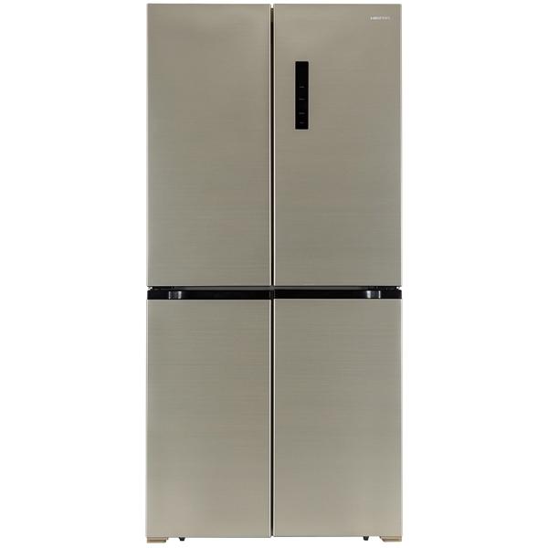 Холодильник многодверный Hiberg RFQ-490DX NFY