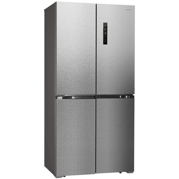 Холодильник многодверный Hiberg RFQ-490DX NFXq