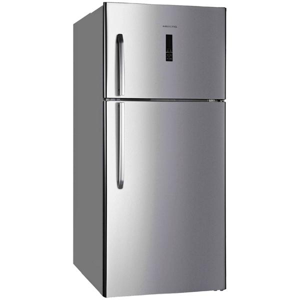 Холодильник с верхней морозильной камерой Широкий Hiberg