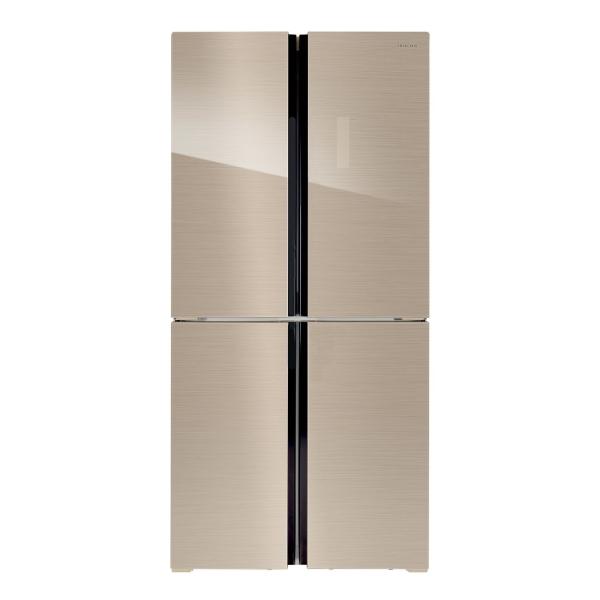 Холодильник многодверный Hiberg RFQ-490DX NFGY