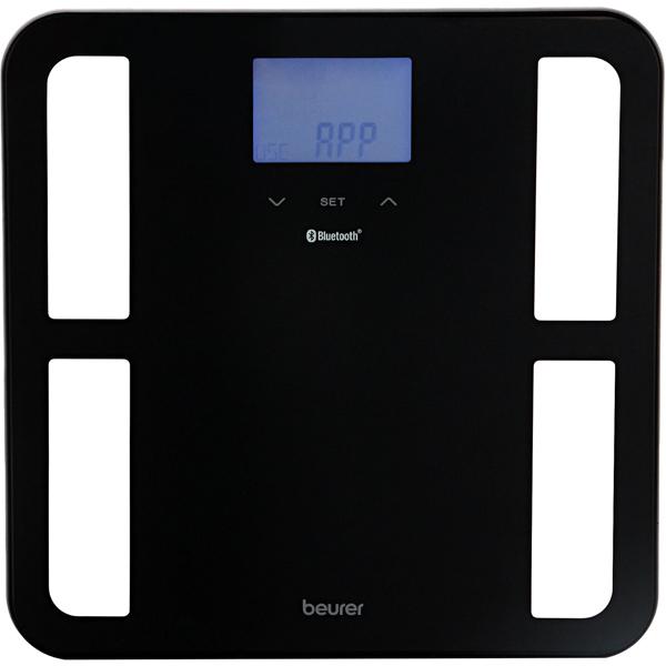 Купить Весы напольные Beurer BF850 Black (748.21) в каталоге интернет магазина М.Видео по выгодной цене с доставкой, отзывы, фотографии - Чебоксары