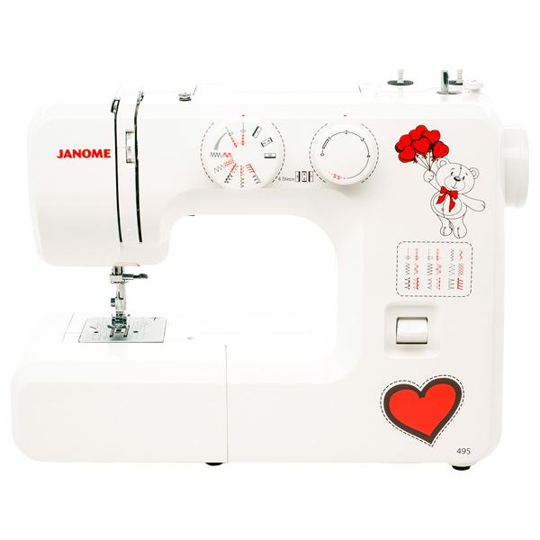 Швейная машина Janome — 495