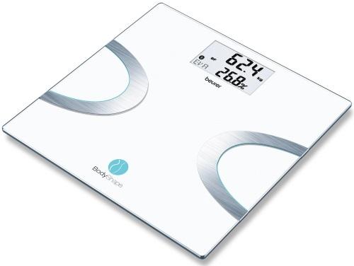 Весы напольные Beurer BF710 White/Teal фото