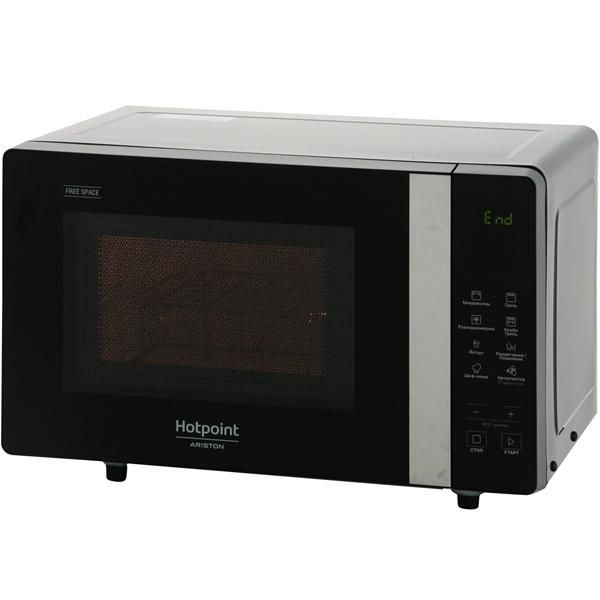 Микроволновая печь с грилем Hotpoint-Ariston