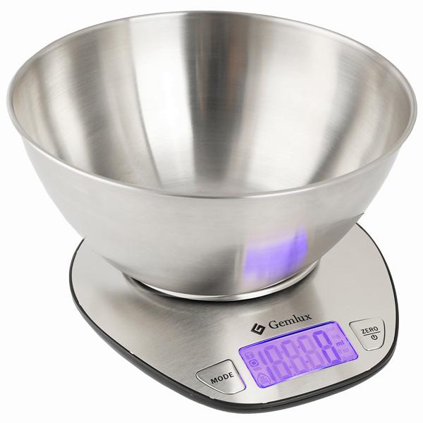 Весы кухонные Gemlux
