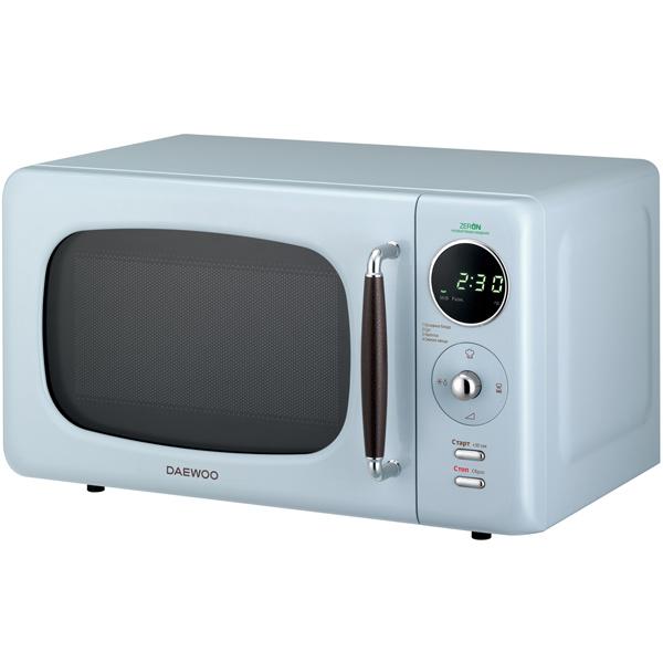 Купить Микроволновая печь соло Daewoo KOR-669RL в каталоге интернет магазина М.Видео по выгодной цене с доставкой, отзывы, фотографии - Москва