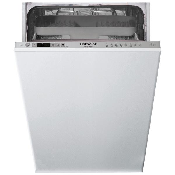 Встраиваемая посудомоечная машина 45 см Hotpoint-Ariston