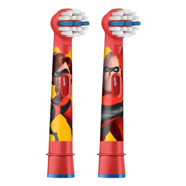 Насадка для зубной щетки Oral-B Oral-B EB10K Kids Incredibles2