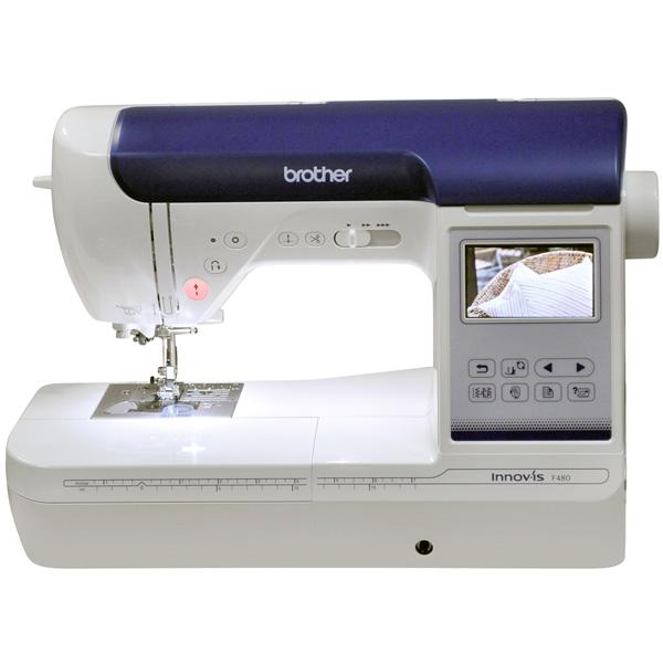 Швейно-вышивальная машина Brother F 480