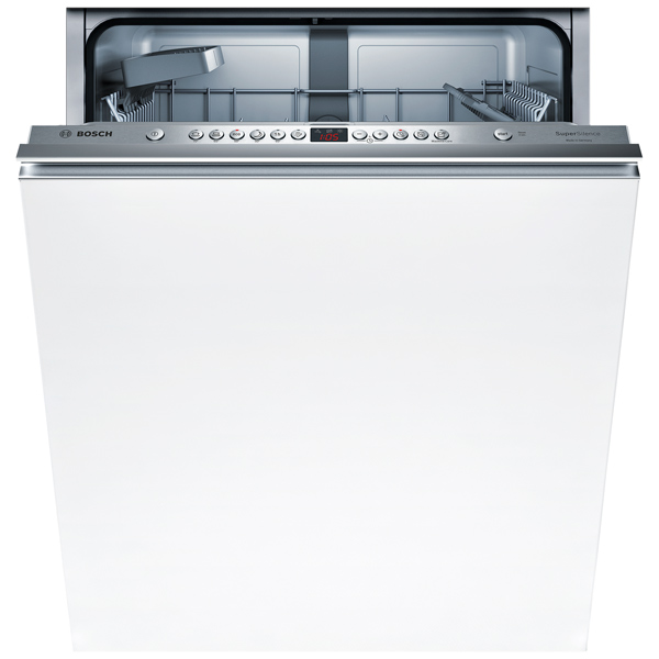 Купить Встраиваемая посудомоечная машина 60 см Bosch Serie | 4 SMV46IX03R в каталоге интернет магазина М.Видео по выгодной цене с доставкой, отзывы, фотографии - Москва