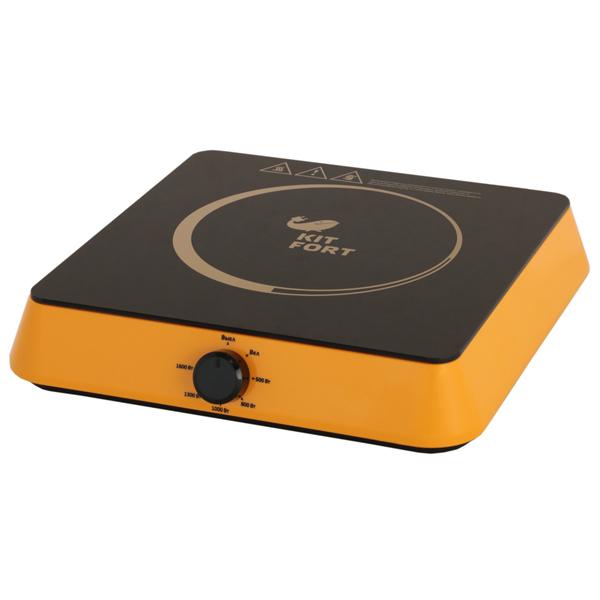 Купить Электроплитка Kitfort КТ-113-4 в каталоге интернет магазина М.Видео по выгодной цене с доставкой, отзывы, фотографии - Тольятти