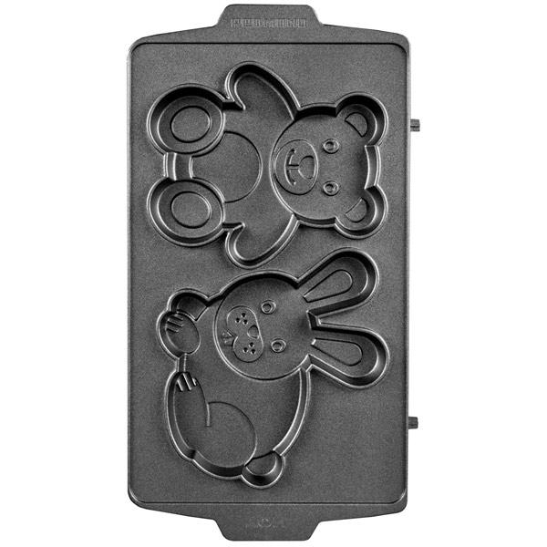 Сменные панели для мультипекаря Redmond RAMB-30 (медведь и заяц)