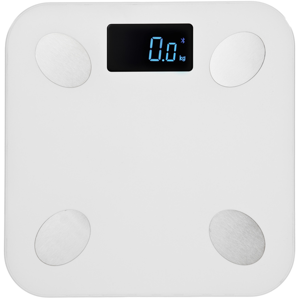 Умные весы MGB Body fat scale MGB F23 BW White