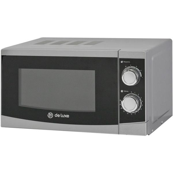 Микроволновая печь соло De Luxe