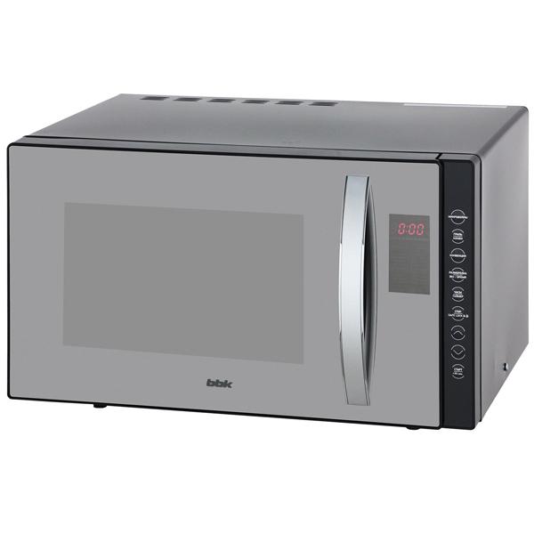 Микроволновая печь с грилем и конвекцией BBK 23MWC-881T/B-M